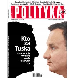 okładka AudioPolityka Nr 46 z 13 listopada 2019 roku, Audiobook | Polityka
