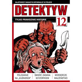 okładka Detektyw nr 12/2019, Audiobook | Agencja Prasowa S. A. Polska