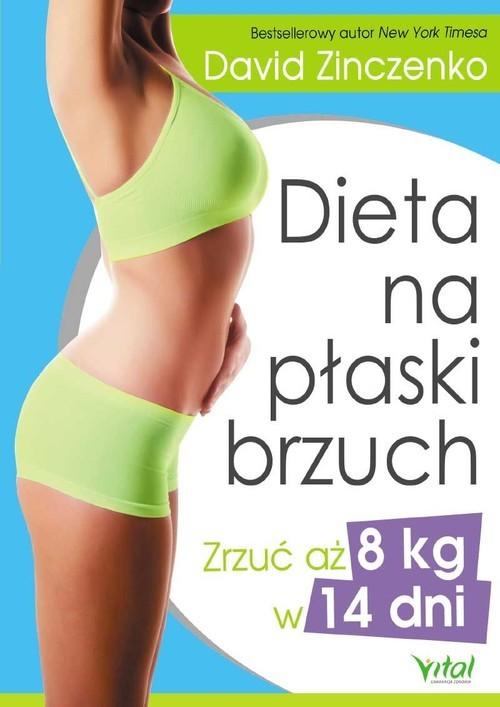 okładka Dieta na płaski brzuch, Książka | Zinczenko David