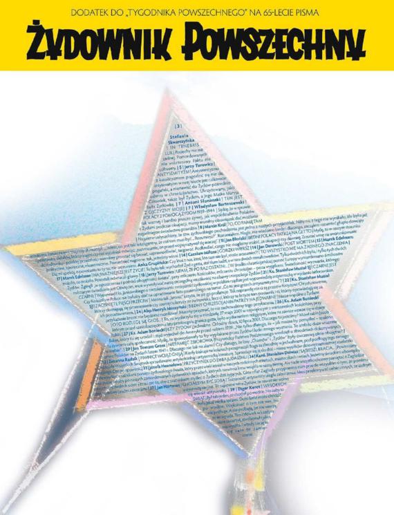 okładka Tygodnik Powszechny Żydownik Powszechny, Ebook | Opracowanie zbiorowe