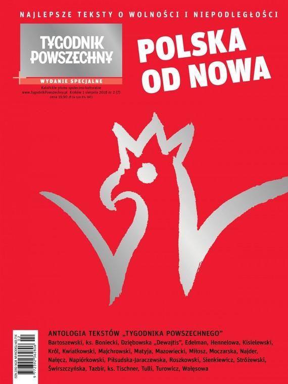 okładka Tygodnik Powszechny Wydania Specjalne Polska od nowa, Ebook   Opracowanie zbiorowe