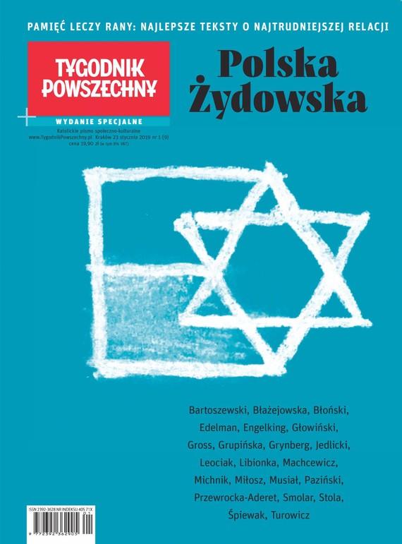 okładka Tygodnik Powszechny Wydania Specjalne Polska Żydowska, Ebook | Opracowanie zbiorowe