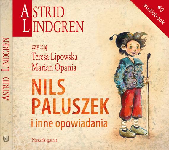 okładka Nils Paluszek i inne opowiadania, Audiobook | Astrid Lindgren