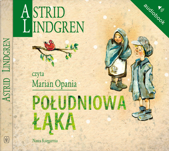 okładka Południowa Łąka, Audiobook   Astrid Lindgren
