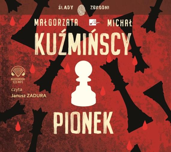 okładka Pionekaudiobook | MP3 | Małgorzata Kuźmińska, Michał Kuźmiński