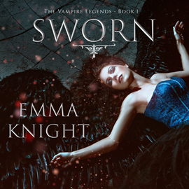 okładka Sworn (Book One of the Vampire Legends), Audiobook | Knight Emma