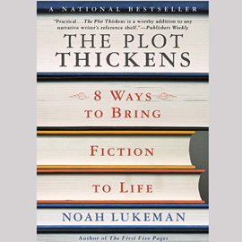 okładka The Plot Thickens: 8 Ways to Bring Fiction to Life, Audiobook | Lukeman Noah