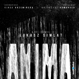 okładka Anima, Audiobook | Krzemińska Kinga