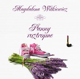 okładka Panny roztropne, Audiobook   Magdalena Witkiewicz