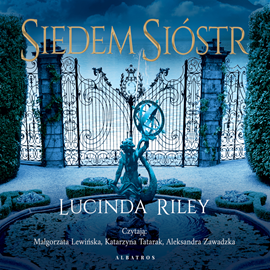 okładka Siedem sióstraudiobook | MP3 | Lucinda Riley