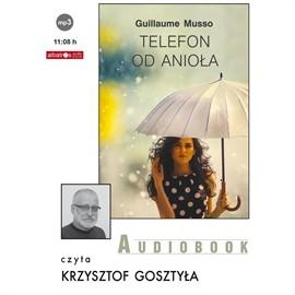 okładka Telefon od aniołaaudiobook | MP3 | Guillaume Musso