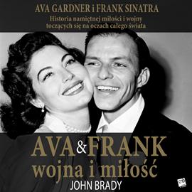 okładka Ava i Frank. Wojna i miłość, Audiobook | Brady John