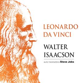 okładka Leonardo da Vinciaudiobook | MP3 | Walter Isaacson
