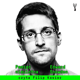okładka Pamięć nieulotna, Audiobook | Snowden Edward