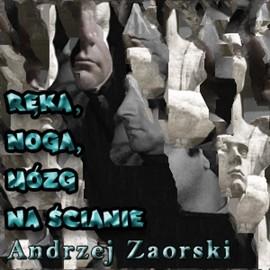 okładka Ręka, noga, mózg na ścianieaudiobook | MP3 | Zaorski Andrzej
