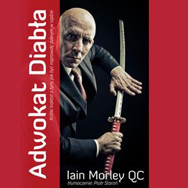 okładka Adwokat diabła, Audiobook | Morley QC Iain