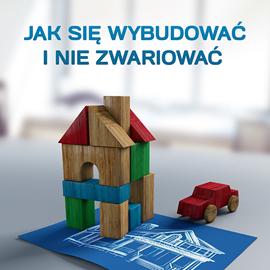 okładka Jak się wybudować i nie zwariowaćaudiobook | MP3 | Zając Sławomir