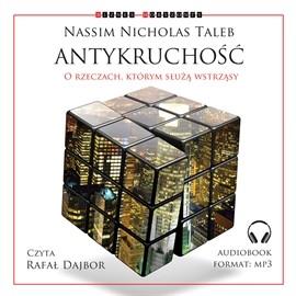 okładka Antykruchość. O rzeczach, którym służą wstrząsy, Audiobook | Nicholas Taleb Nassim
