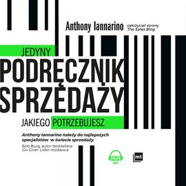 okładka Jedyny podręcznik sprzedaży jakiego potrzebujesz, Audiobook | Lannarino Anthony