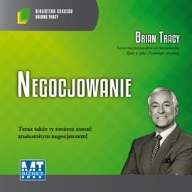 okładka Negocjowanie, Audiobook | Brian Tracy