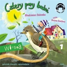 okładka Cztery pory baśni. Wiosna 1, Audiobook | Dulemba Włodzimierz
