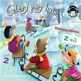 okładka Cztery pory baśni. Zima 2, Audiobook | Dulemba Włodzimierz
