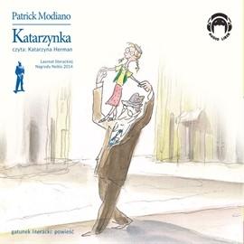 okładka Katarzynka, Audiobook   Patrick Modiano
