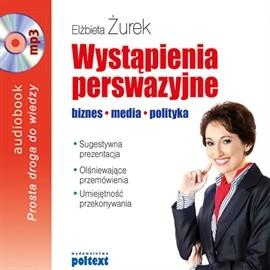 okładka Wystąpienia perswazyjne, Audiobook   Elżbieta Żurek