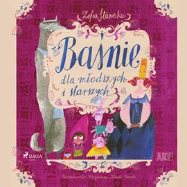 okładka Baśnie dla młodszych i starszych: Kopciuszekaudiobook | MP3 | Zofia Stanecka