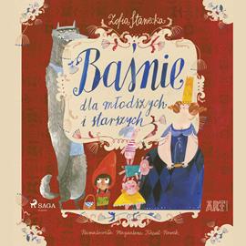 okładka Baśnie dla młodszych i starszych: Trzy świnki, Audiobook | Zofia Stanecka
