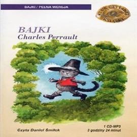 okładka Bajki, Audiobook | Charles Perrault