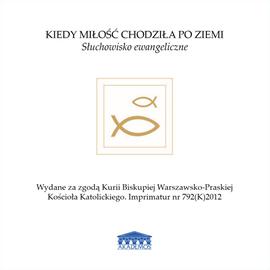 okładka Kiedy Miłość chodziła po ziemi, Audiobook | Katarzyna Jędryka Beata