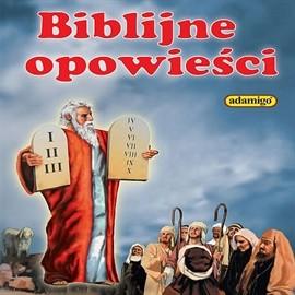 okładka Biblijne opowieści, Audiobook | Kuczyńska Magdalena