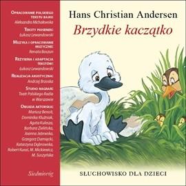 okładka Brzydkie kaczątkoaudiobook | MP3 | Michalowska Aleksandra