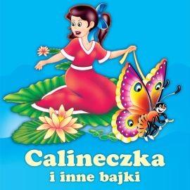 okładka Calineczka i inne bajkiaudiobook | MP3 | Kuczyńska Magdalena
