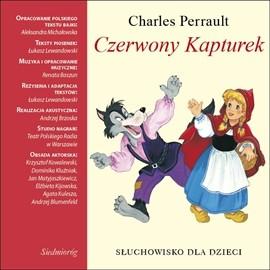 okładka Czerwony Kapturek , Audiobook | Michalowska Aleksandra