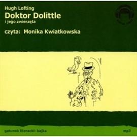 okładka Doktor Dolittle i jego zwierzętaaudiobook | MP3 | Hugh Lofting