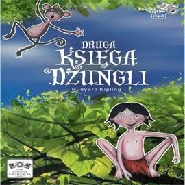 okładka Druga księga dżungli, Audiobook | Rudyard Kipling