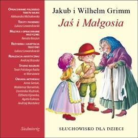 okładka Jaś i Małgosiaaudiobook | MP3 | Michalowska Aleksandra