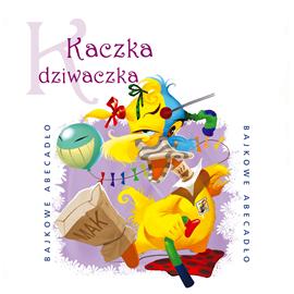 okładka Kaczka Dziwaczkaaudiobook   MP3   Jan Brzechwa