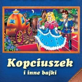 okładka Kopciuszek i inne bajki, Audiobook | Kuczyńska Magdalena