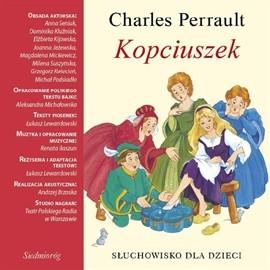 okładka Kopciuszekaudiobook   MP3   Michalowska Aleksandra