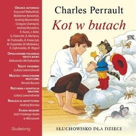okładka Kot w butach, Audiobook | Michalowska Aleksandra