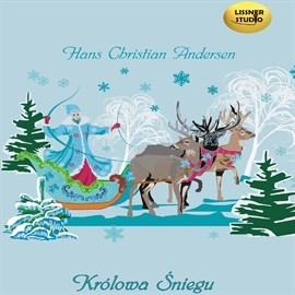 okładka Królowa śniegu, Audiobook   Christian Andersen Hans