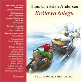 okładka Królowa śnieguaudiobook | MP3 | Michalowska Aleksandra