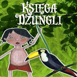 okładka Księga dżungli, Audiobook | Rudyard Kipling