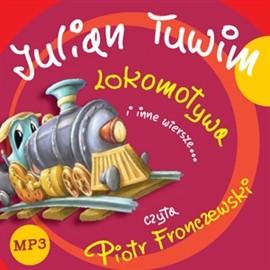 okładka Lokomotywa i inne wiersze, Audiobook | Julian Tuwim