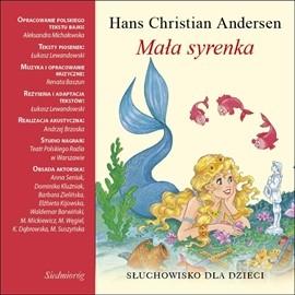 okładka Mała syrenkaaudiobook | MP3 | Michalowska Aleksandra