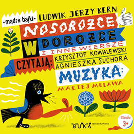 okładka Nosorożce w dorożce i inne wiersze, Audiobook | Jerzy Kern Ludwik