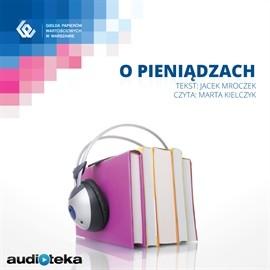 okładka O pieniądzach, Audiobook | Jacek Mroczek
